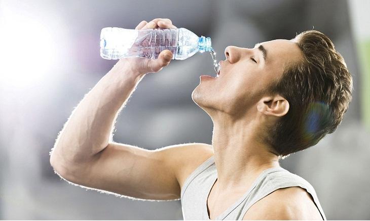 Cải thiện tình trạng mất nước cơ thể