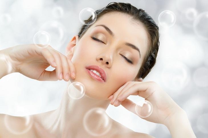 Giúp làm sạch da
