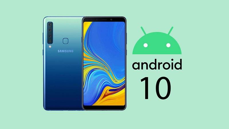 Galaxy A9 (2018) chính thức lên đời Android 10 với One UI 2.0