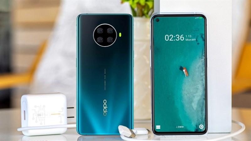 Thiết kế ấn tượng đấy chứ, smartphone cao cấp OPPO Reno Ace 2 vừa lộ ảnh render cho thấy rõ cả mặt trước và mặt sau