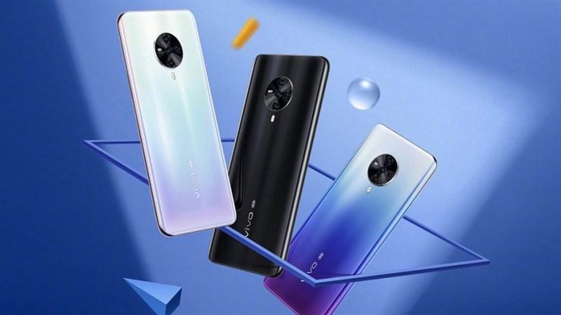 Vivo S6 5G ra mắt: Màn hình AMOLED, chip Exynos 980, 4 camera sau 48MP, giá rẻ