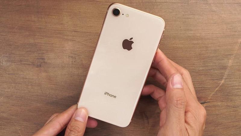 ịPhone 8 từng là top 1 bán chạy thời điểm ra mắt