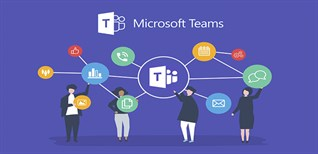 Cách download, sử dụng Microsoft Teams cho người mới bắt đầu