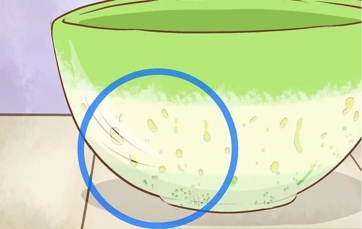 Sự ngưng tụ bắt đầu hình thành, bạn sẽ biết rằng nước lạnh hơn không khí xung quanh.