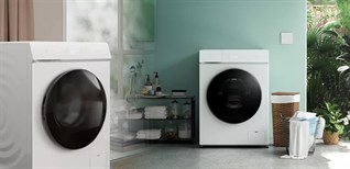 Xiaomi ra mắt máy giặt sấy Internet MIJIA 1C, điều khiển bằng giọng nói, giá 7 triệu VNĐ