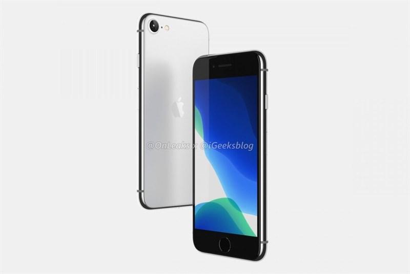 Bạn gom tiền chưa, 2020 iPhone SE giá rẻ có thể ra mắt trong hôm nay với 3 màu sắc Đỏ, Trắng và Đen