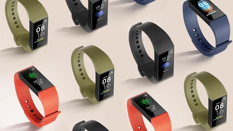 Đúng là rẻ thật, vòng đeo tay thông minh Redmi Band với màn hình màu, pin 14 ngày ra mắt, giá hơn 300 ngàn đồng