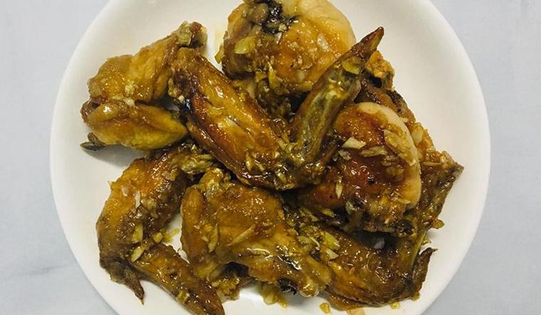 Chia sẻ cách làm cánh gà chiên nước mắm thơm ngon khó cưỡng