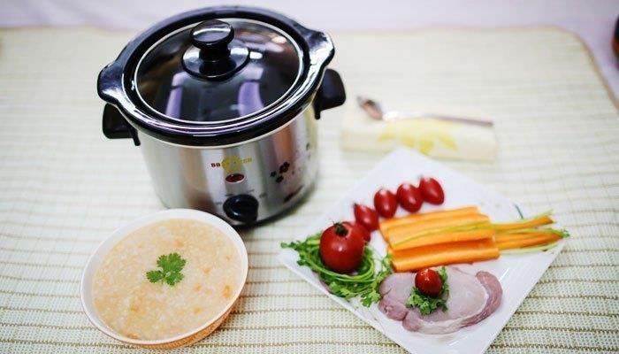 các thực phẩm có thể nấu bằng nồi nấu chậm