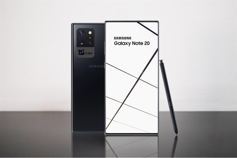 Tổng hợp rò rỉ Samsung Galaxy Note 20