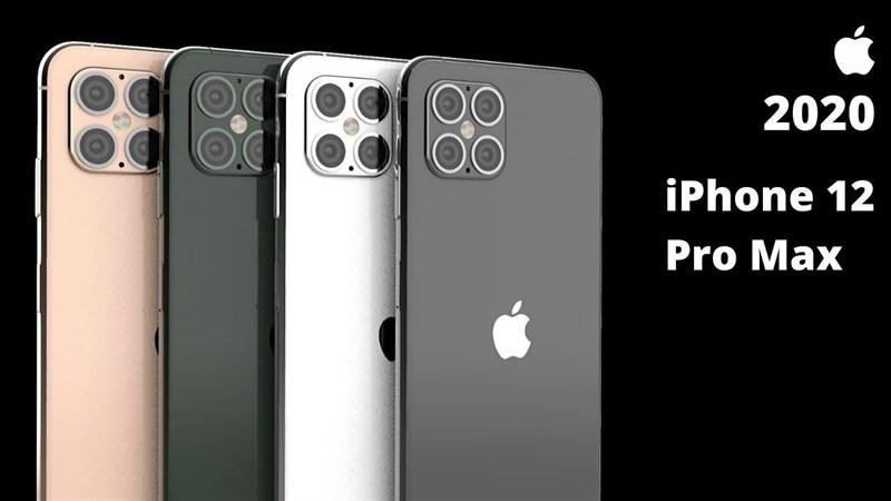Cụm camera mặt sau của  iPhone 12 Pro đây rồi, ngoài 3 camera thì còn có thêm 1 thành phần rất đặc biệt