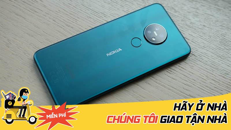 Hình ảnh Nokia 7.2