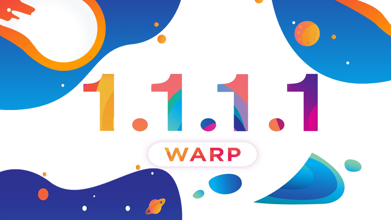 Nhận Data Warp+ miễn phí