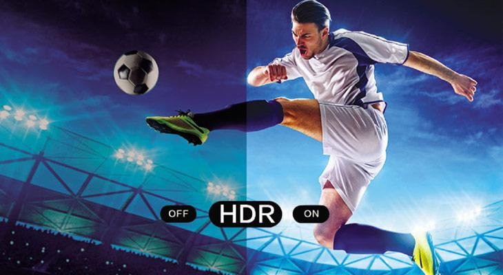 HDR- Những công nghệ hình ảnh trên tivi Casper