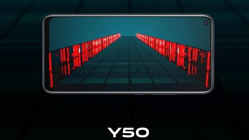Vivo Y50 vừa ra mắt tại đất nước sát sườn Việt Nam, 4 camera, pin 5.000 mAh và có cả sạc nhanh 18W