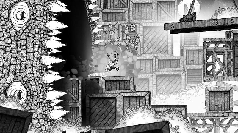 7 ứng dụng Android hấp dẫn đang FREE, có game phiêu lưu mang phong cách tranh vẽ tay hấp dẫn Wormster Dash