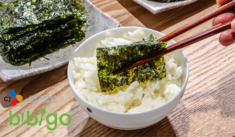 Rong biển ăn liền Bibigo món ngon đến từ Hàn Quốc