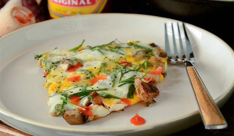 Học ngay 3 cách làm món trứng xào rau củ đơn giản dễ làm cho bữa ăn thêm đa dạng