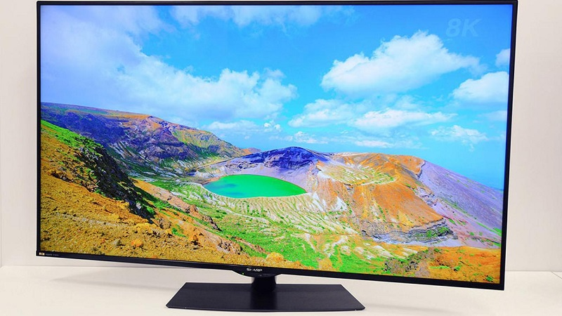 Sharp ra mắt hai chiếc Smart TV Aquos 8K mới với tấm nền 8K Pure Color, HDR10,...