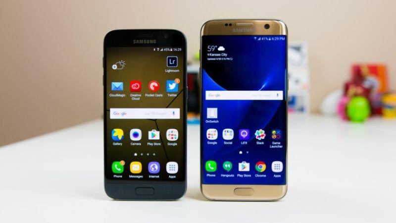 Galaxy S7 và S7 Edge