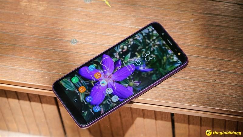 Tin vui cho những ai đang dùng Galaxy J6, smartphone này bắt đầu được cập nhật lên đời Android 10