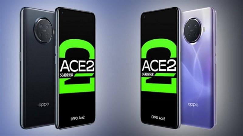 Nhìn chất quá, hình ảnh quảng cáo của OPPO Ace2 xác nhận máy dùng Snapdragon 865 và có 4 camera mặt sau