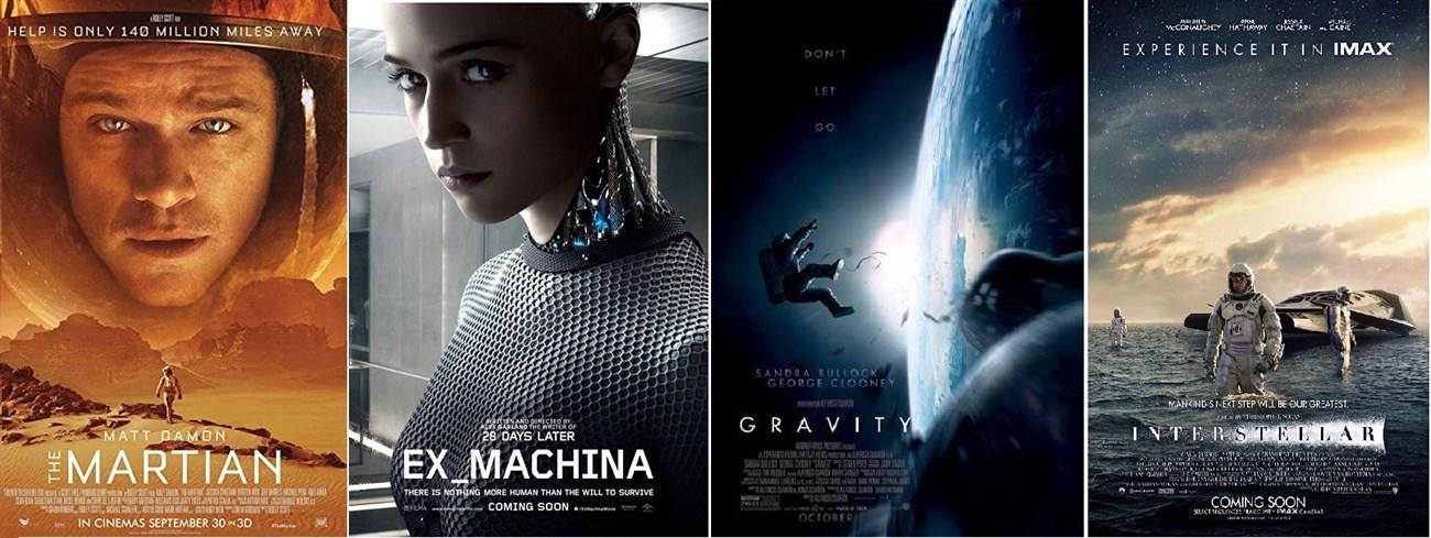 Top 10 Bộ phim khoa học viễn tưởng hay nhất thế kỷ 21