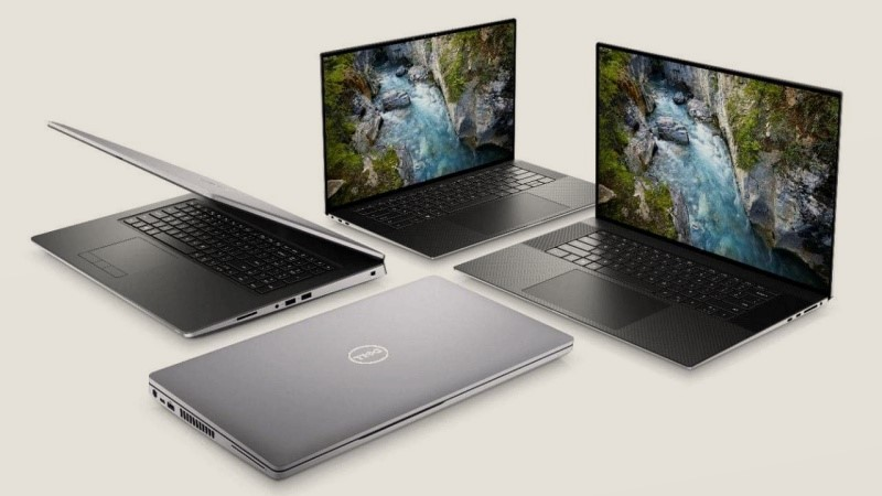 Laptop Dell XPS 15 và 17 lộ ảnh