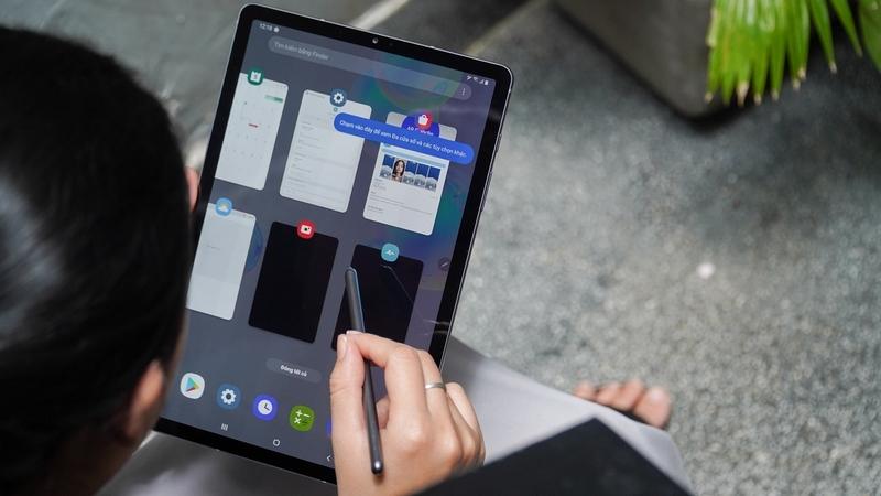 Không chỉ smartphone mà Samsung cũng đang chuẩn bị ra mắt tới 2 chiếc máy tính bảng cao cấp, màn hình 12.4 inch và 11 inch