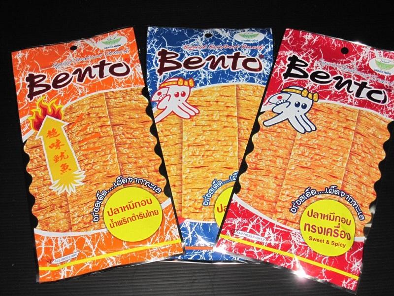 Khám phá mực tẩm Bento được giới trẻ thích mê bấy lâu nay