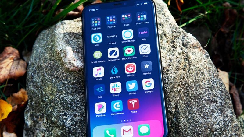 Khóa ứng dụng iPhone