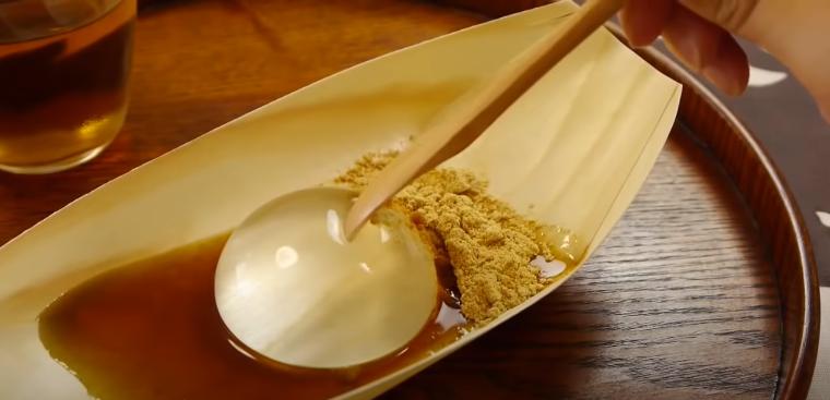 Cách làm bánh mochi giọt nước thanh mát cho ngày hè
