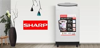 Máy giặt Sharp của nước nào? Có tốt không? Có nên mua không?