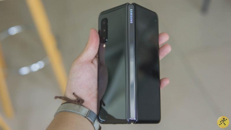 Ai thích smartphone màn hình gập nào, Samsung chuẩn bị sản xuất các bộ phận của Galaxy Fold 2