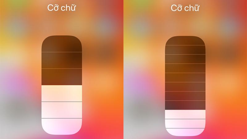 Cách tăng kích cỡ chữ iPhone