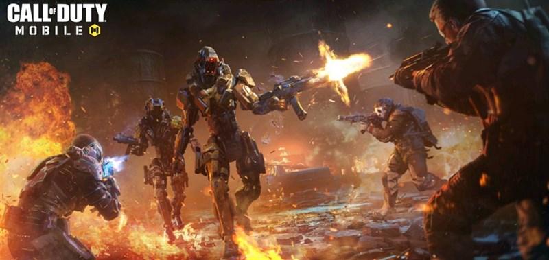 Cách tải sớm game Call Of Duty: Mobile VN