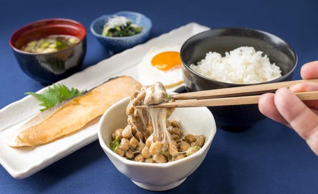 Bước 5 Thành phẩm Natto - đậu tương lên men
