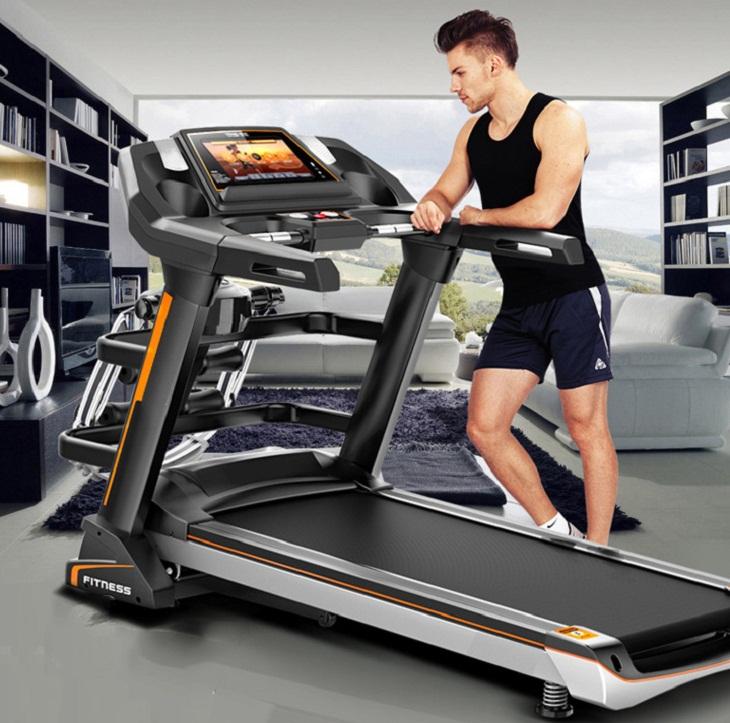 Tin tưởng vào máy tập thể dục đo calo