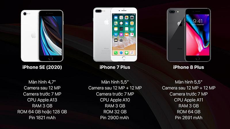 iPhone SE 2020 chính thức ra mắt với nhiều tính năng hấp dẫn - 283199