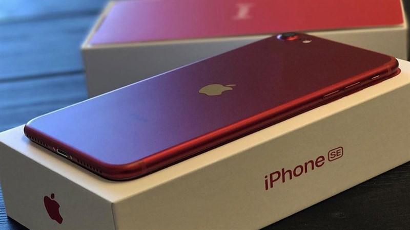 Tải hình nền iPhone SE 2020