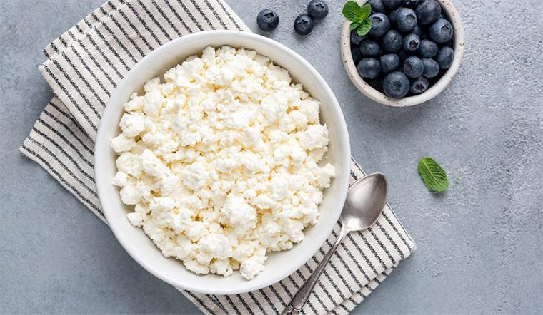 Cottage cheese là gì?