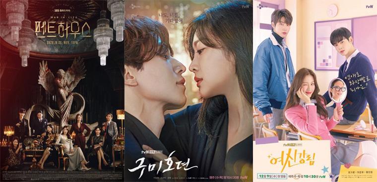 Top 14 bộ phim Hàn Quốc mới hay nhất 2020 không thể bỏ qua