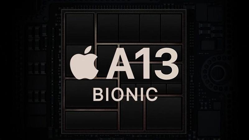 Con chip A13 mới nhất hiện nay