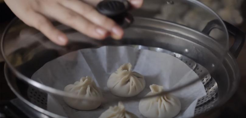 Bước 5 Hấp bánh Bánh Xiao Long Bao - Tiểu long bao