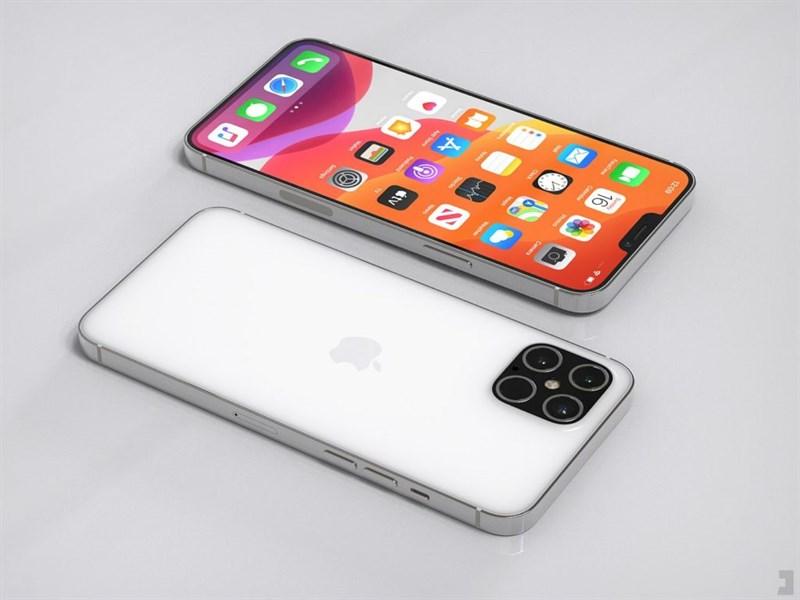 Nếu các tin đồn chính xác thì iPhone 12 Pro sẽ có thiết kế như vầy nè, nhìn là mê mẩn luôn