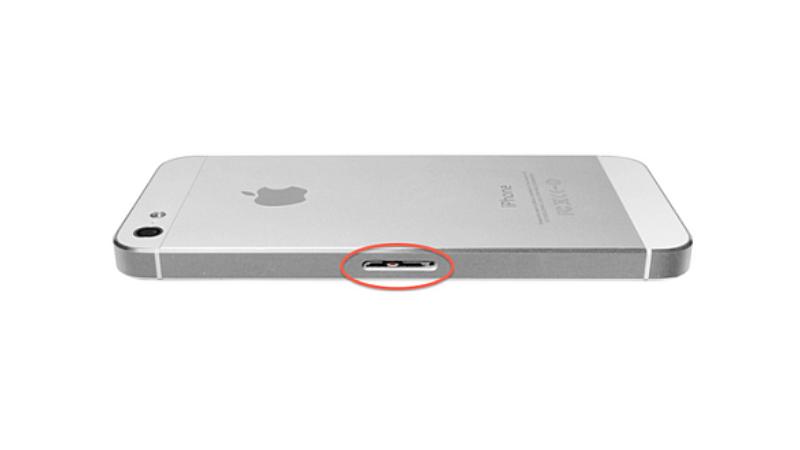 Xem iPhone bị vô nước hay chưa