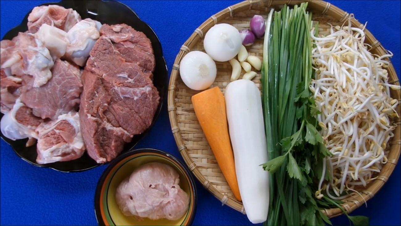 cách nấu hủ tiếu bò viên (01)