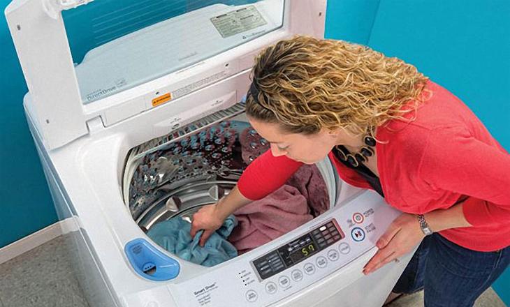 Máy giặt 1 tháng hết bao nhiêu tiền điện?