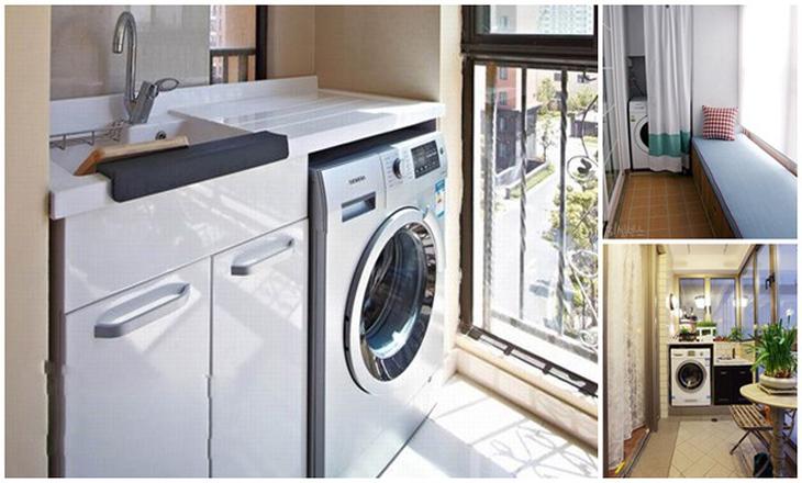 Thay vào đó, hãy chọn cho máy giặt một nơi hợp lý, sạch sẽ, khô ráo, tránh xa những nơi ẩm ướt