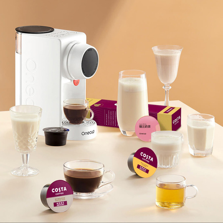 Máy pha cà phê đa năng OneCup